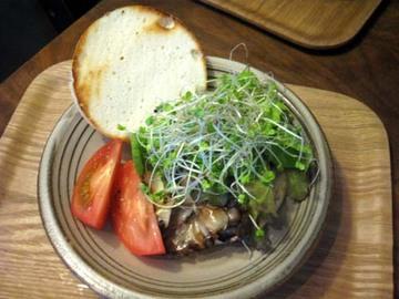 Maitake_burger