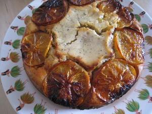 Lemonpoppyseedcake